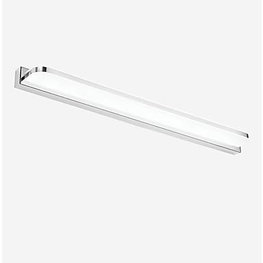 Moderno / Contemporáneo Iluminación de baño Metal Luz de pared IP44 90-240V 16W