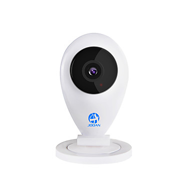 cheap Security & Safety-JOOAN® 1.0MP Baby Monitor 1/4 Inch CMOS Two Way Audio Pan/Tilt/ Cloud Storage Home Security Network