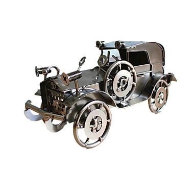 Coches de juguete Modelos de exhibición Coche Novedades Decoración de Escritorio Metalic Chico Juguet Regalo 1 pcs