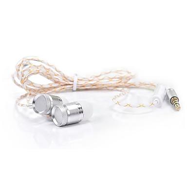 JKR JKR-301 TulppakuulokkeetForMedia player/ tabletti / Matkapuhelin / TietokoneWithMikrofonilla / DJ / Äänenvoimakkuuden säätö /