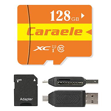 Caraele 128GB Micro SD-kortti TF-kortti muistikortti UHS-I U1 Class10