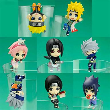 Anime Toimintahahmot Innoittamana Naruto Tayuya PVC 8 CM Malli lelut Doll Toy