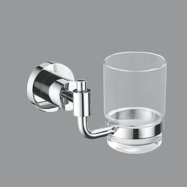 歯ブラシホルダー 歯ブラシカップ コンテンポラリー ステンレス鋼 11cm(4.33