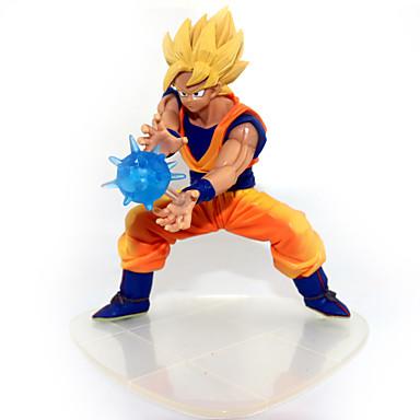 عمل أرقام أنيمي مستوحاة من كرة التنين Goku أنيمي Cosplay زينة الشكل PVC