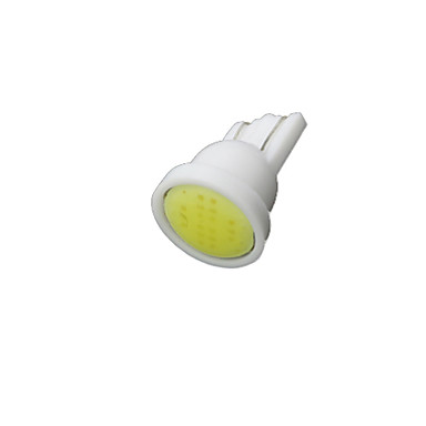 High Power 10 X White COB T10 194 168 LED 12V Instrument Dash Light Bulbs