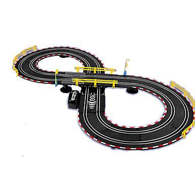 Schienen-Auto Spielzeuge Fernbedienungskontrolle Neuartige Elektrisch Auto Kreativ Stücke Kindertag Geschenk