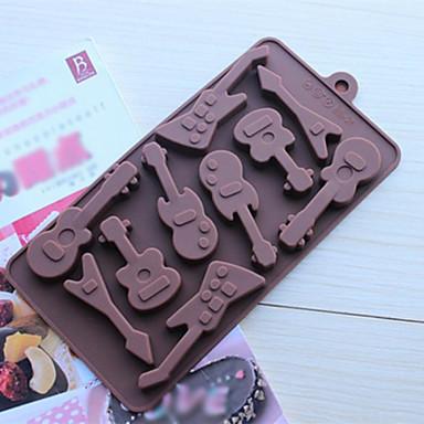 ψήσιμο Mold Σοκολατί Μπισκότα Κέικ Σιλικόνη Φιλικό προς το περιβάλλον Γενέθλια Υψηλή ποιότητα