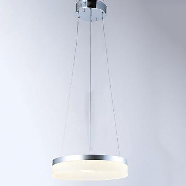 Modern / Comtemporary Privjesak Svjetla Ambient Light - LED, 110-120V 220-240V, Meleg fehér Hladno bijela, Uključen je LED izvor