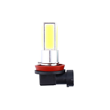H11 車載 電球 40W COB 4000lm LED フォグライト