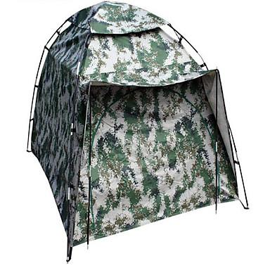 Soaring® 1人 シェルター&タープ テント ダブル キャンプテント 1つのルーム 通気性 防水 速乾性 抗紫外線 防雨 のために 釣り ビーチ 屋外 旅行 グラスファイバー cm