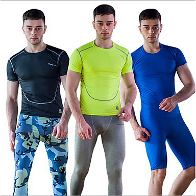Kniebandage für Fitness Laufen Herren Sport Chinlon Lycra Spandex
