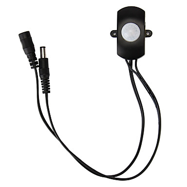 1 stk E14 til E27 G53 Sensorbryter Infrarød sensor