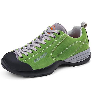 Unisexe Baskets / Chaussures de Randonnée / Chaussures de montagne Gomme Randonnée / Ski de fond / Hors piste Antidérapant, Anti-Shake, Coussin Cuir Nubuck / Cuir