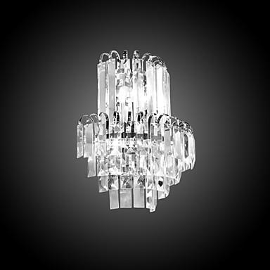Modern/Contemporary Flush Mount wall Lights For Glass Wall Light 110-120V 220-240V 3W