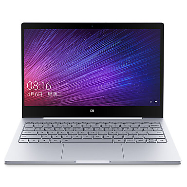 XIAOMI laptop notebook luft 12.5 tommer Intel CoreM-7Y30 Dual Core 4GB RAM 128GB SSD Windows10 Intel HD #05527491