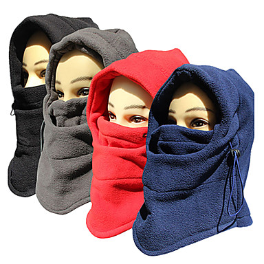 WEST BIKING® Balaclava Winter Thermal / Warm Windproof Ultraviolet Resistant Dust Proof Breathable Skiing Camping / Hiking Hunting
