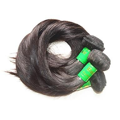 شعر مستعار طبيعي موجات الشعر الطبيعي مستقيم شعر هندي 1000 g أكثر من سنة واحدة