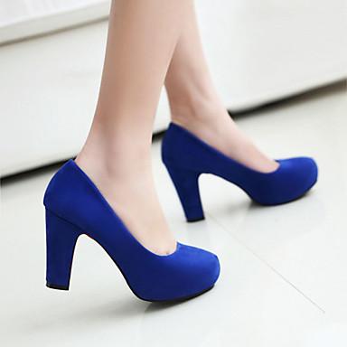 amp; Cachemire Bottier Amande Automne rond à 05505134 Eté Chaussures Evénement Evénement Rose Femme Printemps Talon Bout Soirée amp; Chaussures Bleu Soirée Talons Bwa5qx