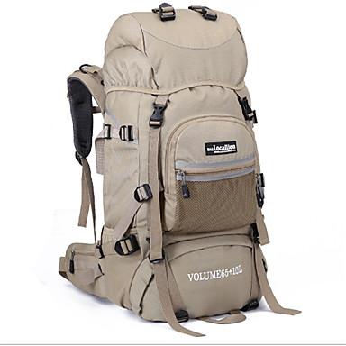 75 L Rucksack Camping & Wandern Jagd Angeln Klettern Radsport / Fahhrad Reisen Feuchtigkeitsundurchlässig Wasserdicht Wasserdichter