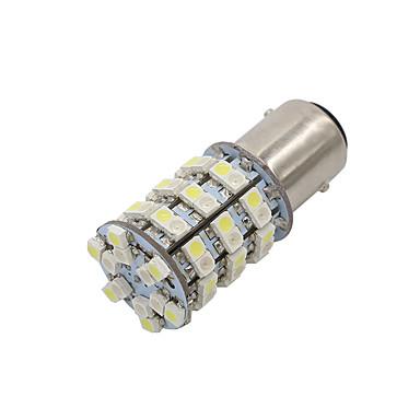 SO.K 4stk 1157 Bil Elpærer 2 W SMD 3528 200 lm LED Baklys For Universell