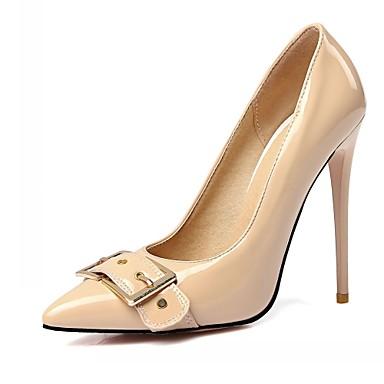 05557974 Nouveauté à Talons Aiguille Synthétique Talon Confort Similicuir Polyuréthane Eté Chaussures Chaussures Marche Printemps Femme gwUfZq
