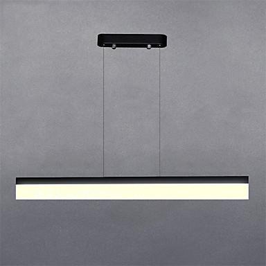 OYLYW Lineal Lámparas Colgantes Luz Ambiente - Mini Estilo, LED, 110-120V / 220-240V, Blanco Cálido / Blanco, Fuente de luz LED incluida