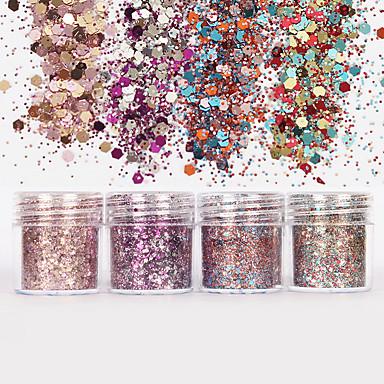 1 pcs Glitter & Poudre / Paetês Glitters / Clássico Diário