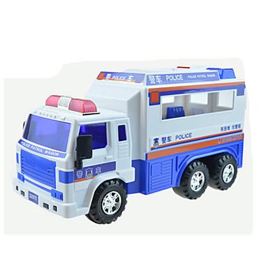 Lili Trekkoppbiler Lekebil Entreprenørmaskiner Militærkjøretøy Politibil Ambulanse Bil Originale Klassisk & Tidløs Gutt