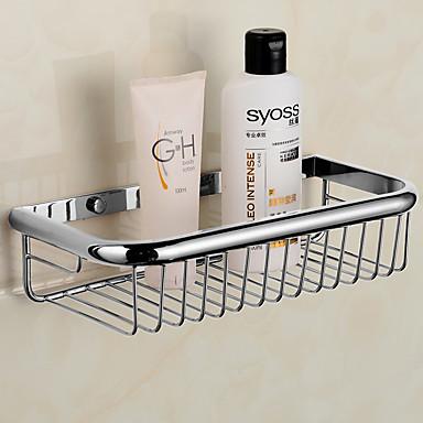رف الحمام الحديث نحاس 1 قطعة - حمام الفندق