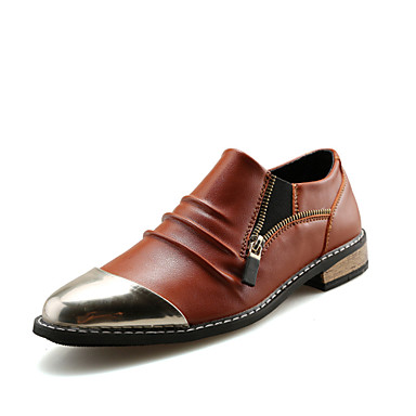 men's shoes leather spring summer fall comfort oxfords