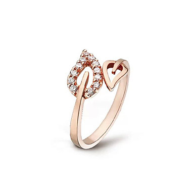 cheap Rings-Women's Ring thumb ring Cheap Ladies Stylish Ring Jewelry Gold / Silver For Wedding Party Halloween Party / Evening Daily Casual Adjustable