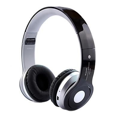 AT-BT802 På øret Trådløs Hodetelefoner dynamisk Plast Mobiltelefon øretelefon Med volumkontroll / Med mikrofon Headset