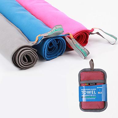 billige Håndklær og morgenkåper-Frisk stil Strandhåndkle,Solid Overlegen kvalitet 100% Mikro Fiber Håndkle