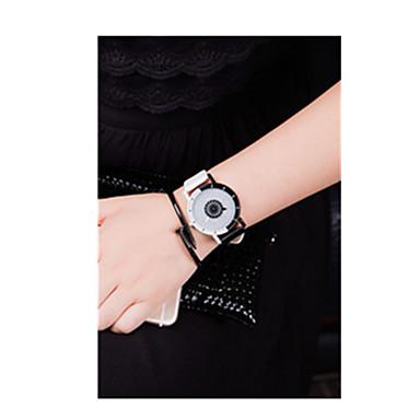 baratos Relógios Senhora-Mulheres Relógio Esportivo Quartzo 30 m / Lega Banda Analógico-Digital Vintage Preta / Branco / Verde - Preto Amarelo Verde