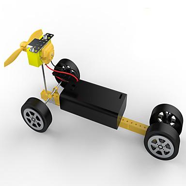 Mannekengmodeller Pedagogisk leke Racerbil Bil Kreativ Originale Metallisk ABS Gutt Barne Gave