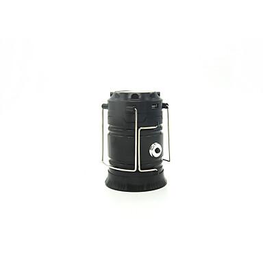 Lanterner & Telt Lamper LED 150lm 2 lys tilstand Zoombare / Oppladbar / mobile strømforsyning Camping / Vandring / Grotte Udforskning /