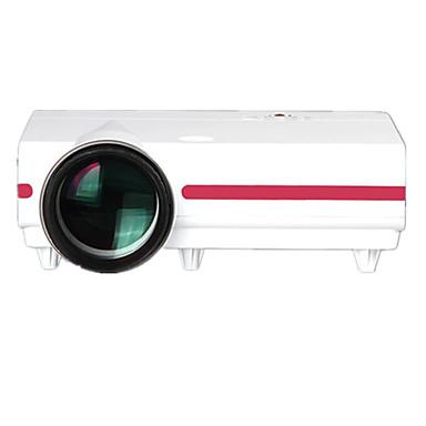X1700 LCD Hjemmekinoprojektor 280lm Brukerstøtte WXGA (1280x800) 50-150inch Skjerm