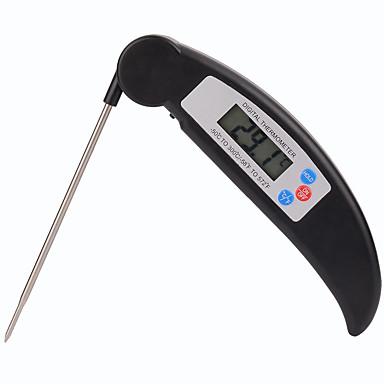 folding instant lese matlaging termometer med høy ytelse digital mat steketermometer