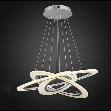 Moderne / Nutidig Anheng Lys Omgivelseslys - LED designere, 110-120V 220-240V, Varm Hvit Kald Hvit, LED lyskilde inkludert