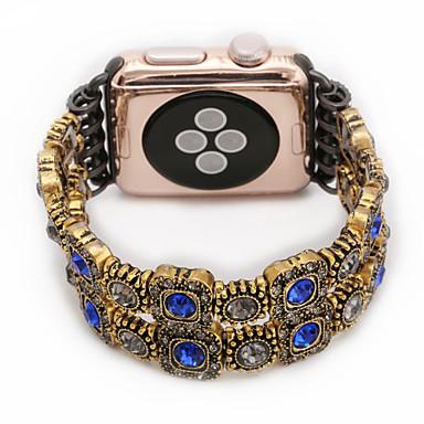 حزام إلى Apple Watch Series 3 / 2 / 1 Apple تصميم المجوهرات خزفي شريط المعصم