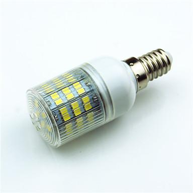 1pc 4.5 W 400 lm E14 / G9 / GU10 LED-lamper med G-sokkel T 60 LED perler SMD 2835 Dekorativ Varm hvit / Kjølig hvit 220 V / 85-265 V / 1 stk.