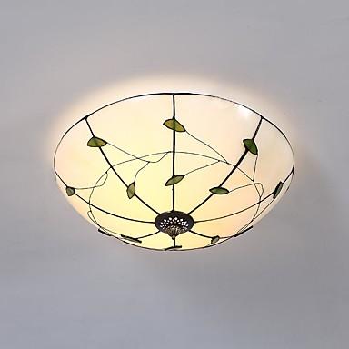 Op plafond bevestigd Sfeerverlichting - LED ontwerpers, Tiffany, 110-120V 220-240V Lamp Niet Inbegrepen