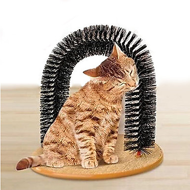 Interaktivt Klømatte Plysj Til Kat Katteleke