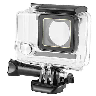 Protective Case Waterproof Housing Case Waterproof 40M Custom Made For Action Camera Gopro 4 Silver Gopro 4 Black Gopro 4 Gopro 4 Session