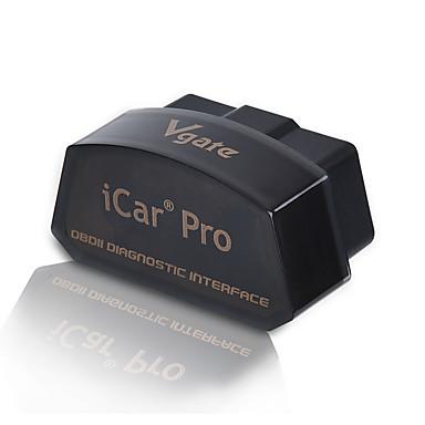 قوة عظمى إنقاذ VGATE ICAR الموالية بلوتوث 3.0 OBDII OBD2 محول ELM327 فحص المحرك أداة تشخيصية رمز خطأ لالروبوت