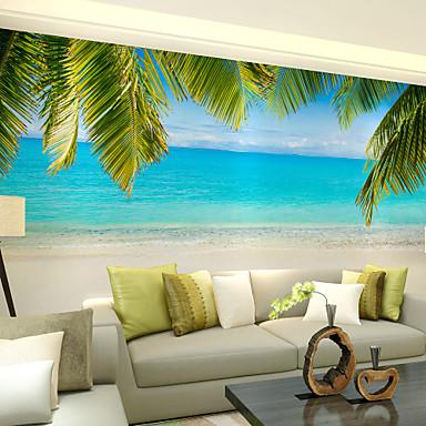 جدارية كنفا تغليف الجدران - لاصق المطلوبة الفني / 3D