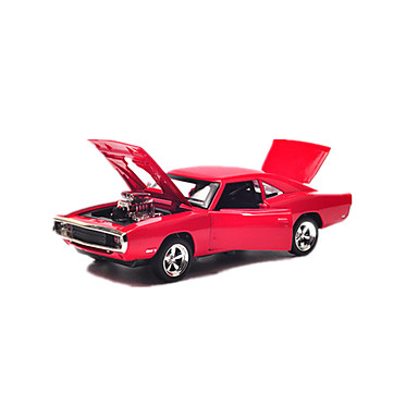 KIV Carros de Brinquedo Veículo de Fazenda Carro Clássico Música e luz Carrinhos de Fricção Clássico Para Meninos Para Meninas Brinquedos Dom