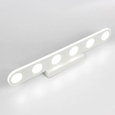 מודרני / עכשווי תאורת חדר אמבטיה עבור מתכת אור קיר IP44 90-240V 85-265V 3W