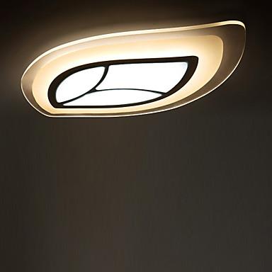KAKAXI Montagem do Fluxo Luz Ambiente Outros Acrílico Acrílico Regulável, LED, Dimmable Com Controle Remoto 220-240V Fonte de luz LED incluída / Led Integrado