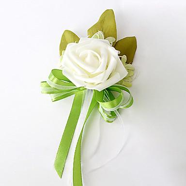 Bouquets de Noiva Buquês Alfinetes de Lapela Outros Flor Artificial Casamento Festa / Noite Material Renda Cetim 0-20cm